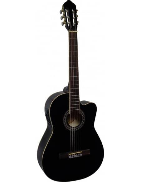 Guitarra clásica Amplificada y Cutaway José Ribera CK111