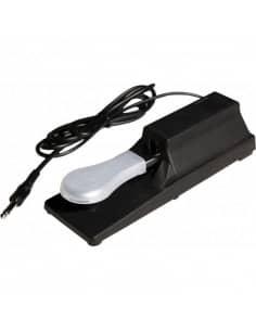 Pedal sustain LEEM FS300 para teclados