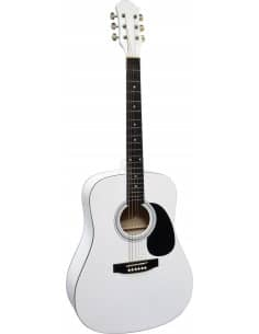Guitarra acústica MSA  Standard CW 150-W
