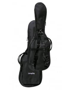 Funda para Guitarras acústicas adulto 4/4 acolchada 10mm