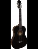 Pack de guitarra clásica de cadete 3/4 + accesorios