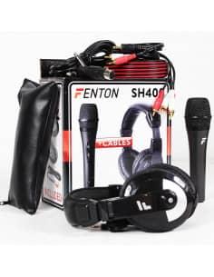 SKYTEC SH400 Set accesorios para DJ