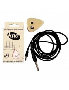 KNA AP-2 Previo universal acústica o cajon con control de volumen