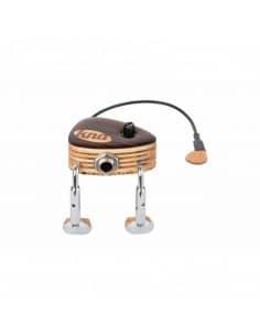 KNA VV-2 Previo micro para violín y viola control de volumen