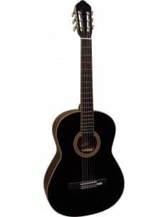 Guitarra José Ribera HG81BK clásica tapa maciza