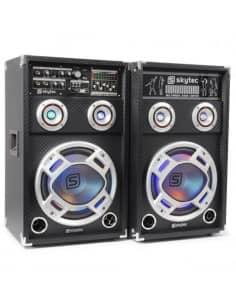 SkyTec KA-06 Karaoke 2 Bafles