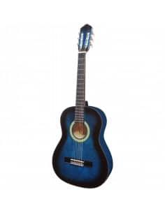 Guitarra clásica zurda 1/2 para 5 - 7 años aproximadamente