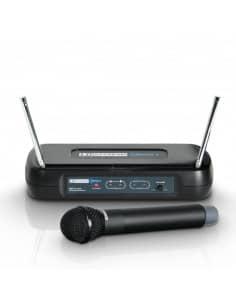 Sistema de micrófono inalámbrico LD Systems LDECO2HHD