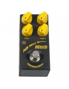 Pedal distorsión Markbass MB Mini Dist