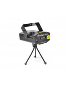 Beamz LS-FF08 Mini Laser Rojo-Verde+Gobo