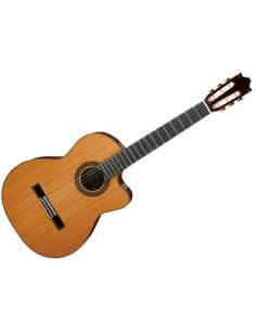 Ibánez G300CE-NT guitarra clásica amplificada