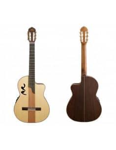 Manuel Rodriguez B-Cut guitarra clásica flamenca