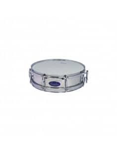 Caja banda piccolo aluminio 8 tensores Samba