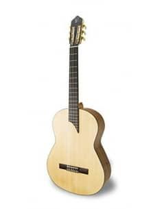 Guitarra sin boca Alcazaba maciza