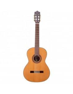 Martínez MCG-58C guitarra con tapa de cedro adulto y cadete