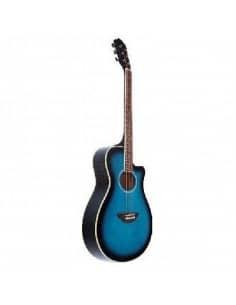 Baffin C330.646BL guitarra Acustica Mini Jumbo APX