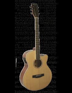 Daytona GADSTN guitarra electroacústica formato mini jumbo