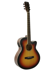 Daytona GADSTSB guitarra electroacústica mini jumbo