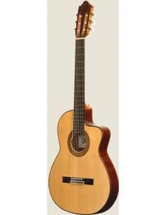 Camps NAC-4 guitarra clásica de caja estrecha + estuche
