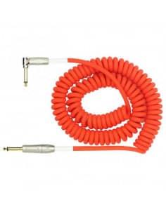Cable instrumentos 10M JACK-JACK acodado 18AWG