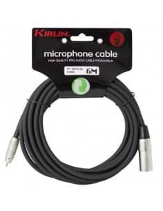 CABLE MICRO MP-485PR-6M XLR M- RCA