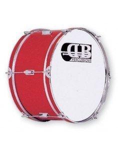 """BOMBO BANDA 50X25CM (20""""x10"""") DB0047 DB percussion"""