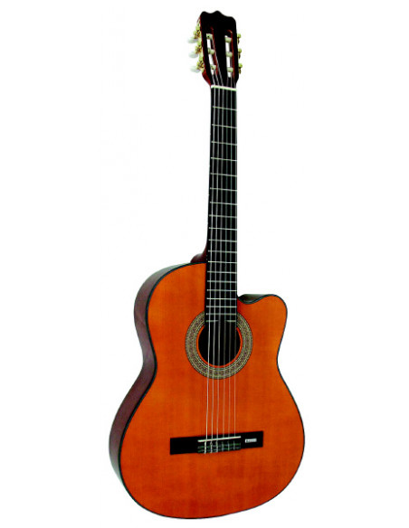 Jose Ribera HG89 Guitarra clasica concierto Cutaway