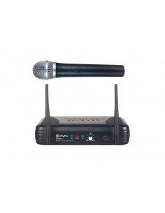 STWM711 Microfono VHF 1 canal diversity
