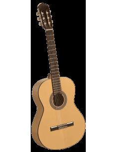 Paco Castillo 211F guitarra flamenca más funda