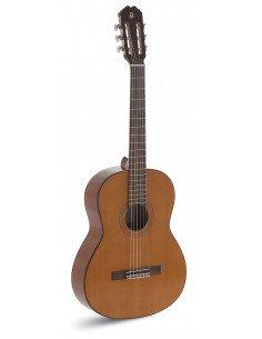 Admira Málaga cadete 3/4 guitarra clásica + funda 12mm