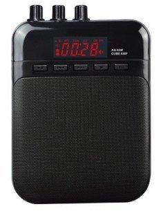 AG-03 EK audio amplificador de guitarra recargable de 5W