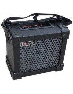 EK Audio AG10N Amplificador acústico portátil de guitarra 10W