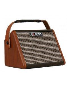 EK AUDIO AG15A Amplificador de guitarra acústica batería recargable