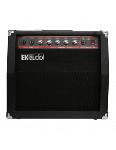 EK audio B30 Amplificador para bajo 30W