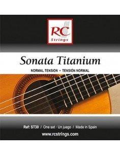Sonata Titanium ST30 Cuerdas Guitarra Royal Classics