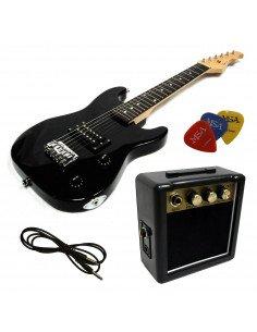 Pack de guitarra eléctrica niño junior 3 a 7 años