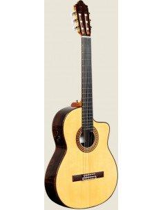Camps CUT900C Tune guitarra clásica amplificada + estuche