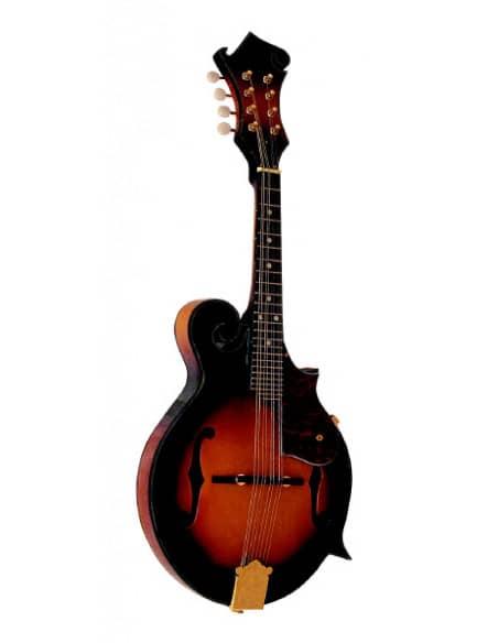 Mandolina MSA 8 cuerdas con EQ 2 bandas Super ofertas Stockmusical