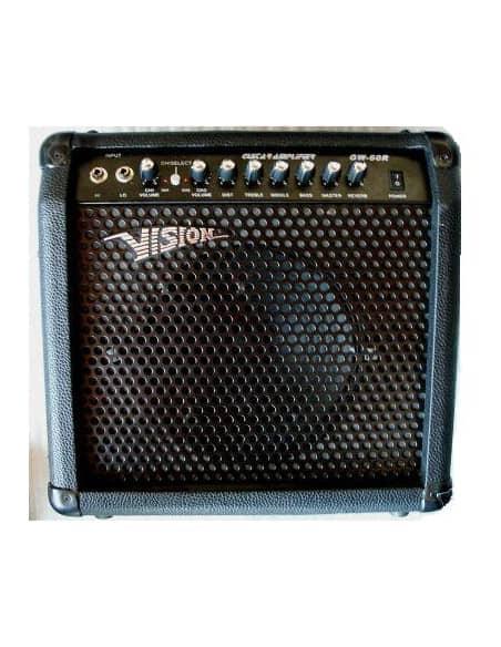 Amplificador guitarra GW 60-R  100W(60RMS) Reverb - oferta