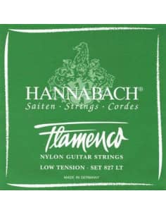 Hannabach 827LT baja tensión