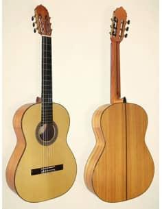 Azahar 132 guitarra flamenca profesional