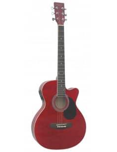 Daytona A401CERD guitarra acústica electrificada Mini Jumbo