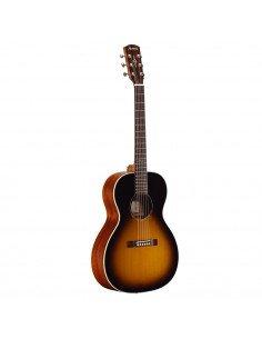 Álvarez DELTA00E/TSB Blues Machine guitarra Parlor