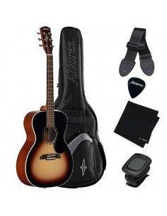 Álvarez RF26SSB-AGP Folk Starter Pack guitarra acústica