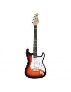 AUSTIN AST100SB Sunburst guitarra eléctrica strato