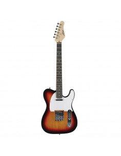 Austin ATC200SB Sunburst guitarra formato Telecaster