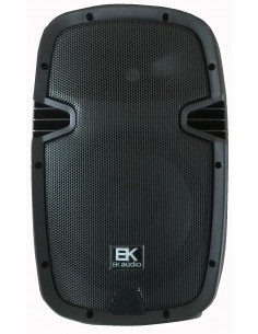 "EK AUDIO M15PS10PA bafle activo 10"" Pulgadas 480W MP3 USB/SD Bluethooth"