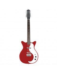 DANELECTRO 59 Red 12 cuerdas