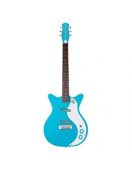 Danelectro 59M NOS+ Baby Come Back Blue