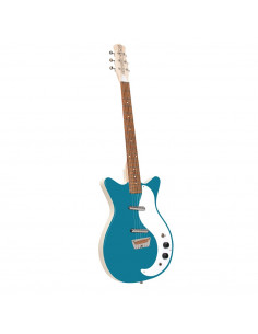 Danelectro STOCK 59 Turquoise